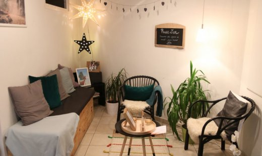 La Passerelle massage – Un moment suspendu
