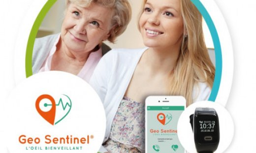 Geo Sentinel – Solution d'assistance pour les seniors