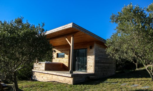 Pause nature au Lodge & Spa Vauvenargues
