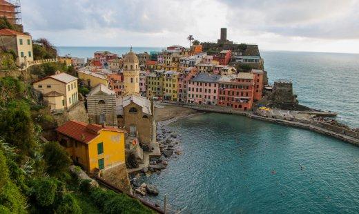 City Guide en Italie – Cinque Terre