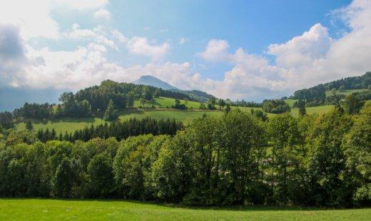 Un week-end au vert dans le Vercors