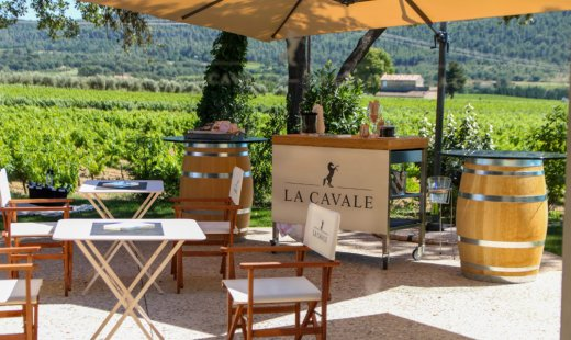 La Cavale – Atelier mariage vin & fromages