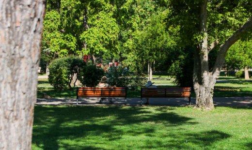5 parcs en Nissan Leaf à découvrir sur Aix-en-Provence