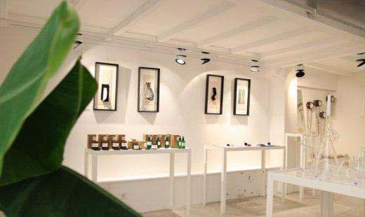 Ouvrage – Concept store de métiers d'art et atelier d'architecture