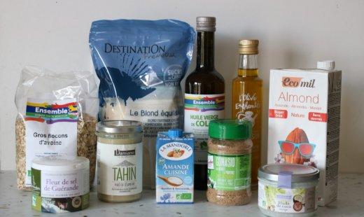 Les 10 ingrédients à avoir dans sa cuisine