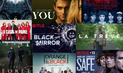 Top 10 des séries Netflix à ne rater sous aucun prétexte