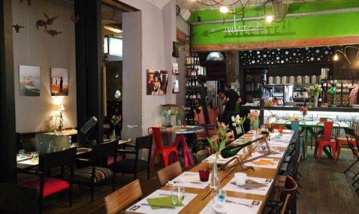 Drôle d'endroit – Restaurant culturel Aix-en-Provence