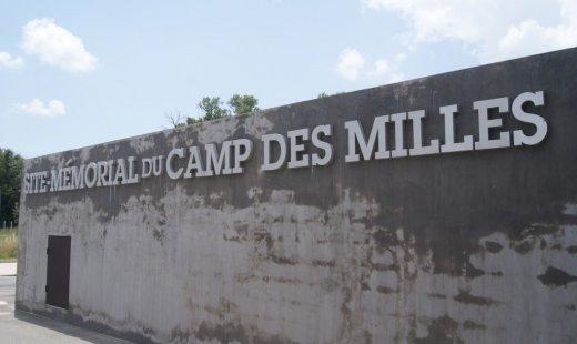 Le Camp des Milles – Un lieu de mémoire