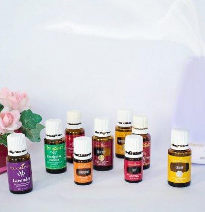 Aromathérapie – Mon guide d'huiles essentielles