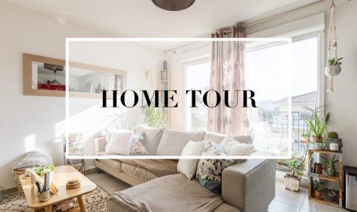 Home Tour – Bienvenue chez moi