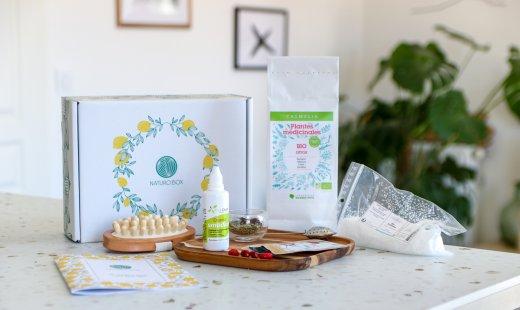 Naturo Box – Votre meilleur allié bien-être & santé