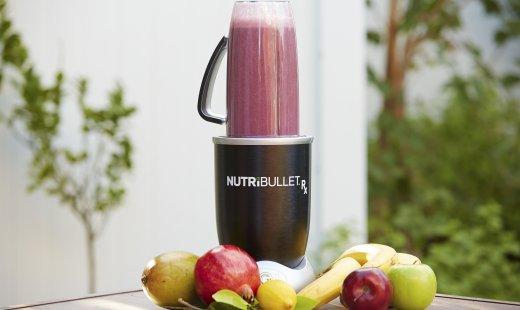 Nutribullet – Un jus par jour pour faire le plein de nutriments