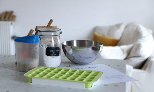 DIY – Pastilles lave-vaisselle homemade