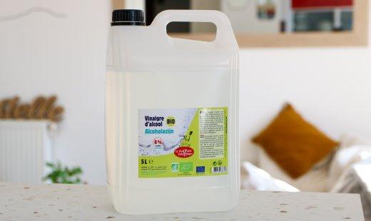 10 utilisations pratiques du vinaigre blanc pour la maison