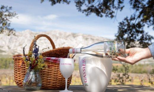 Collaboration Esprit Gassier X Le Lab' by Estelle – Mon instant rosé en Provence