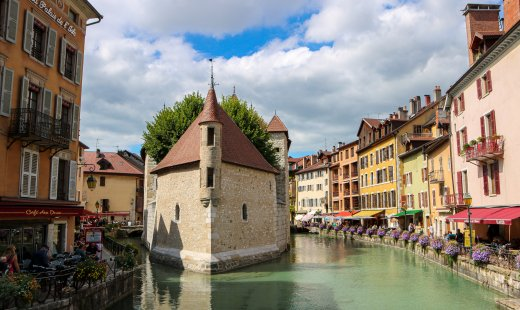 City Guide – 4 jours à Annecy